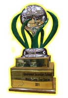 CM trophy